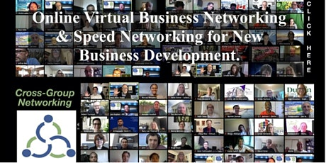 Las Vegas Area + Online Virtual Business Networking tickets