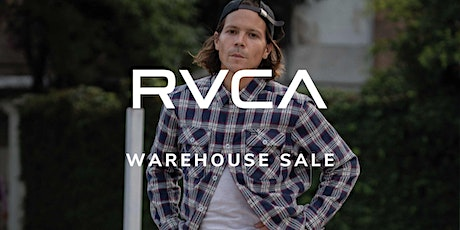 RVCA Warehouse Sale - October 2020 - Santa Ana, CA tickets