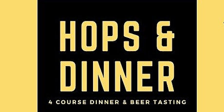 Hops and Dinner tickets
