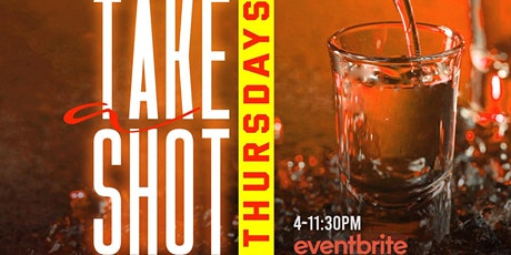 "CEO FRESH PRESENTS: ""TAKE A SHOT THURSDAY'S"" @TAJ NYC tickets"
