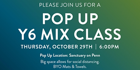 MIX Class At Sanctuary On Penn tickets