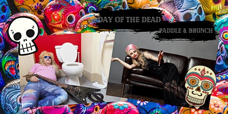 Day of The Dead Paddle and Brunch tickets