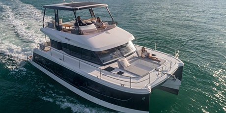 Fountaine Pajot Nautic Days : FP MY 40 Viewings & Sea Trial - Dec 4, 5 & 6 tickets