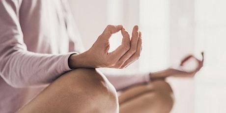 Guided Meditation + Breathwork tickets