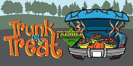 Halloween Trunk or Treat at Premier Martial Arts tickets