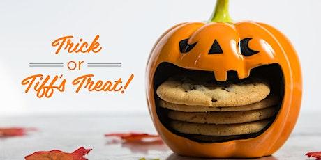 Webster 10/31 - Tiff's Treats Halloween Drive-Thru tickets