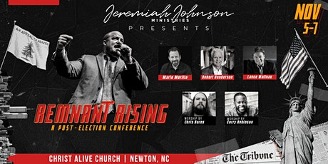 Remnant Rising Conference tickets