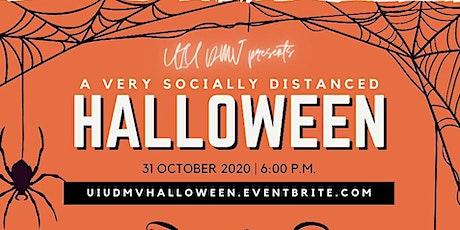 A Very Socially Distanced Halloween tickets