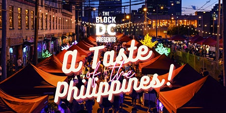 A Taste of the Philippines! tickets