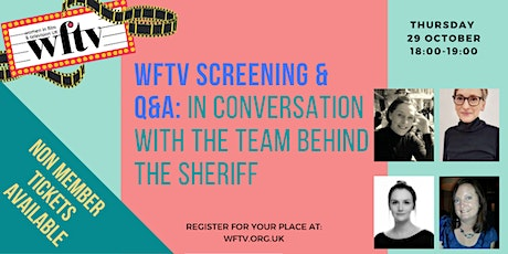 WFTV Q&A: In Conversation with the team behind The Sheriff (Non-Members) tickets