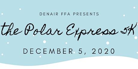 Polar Express 5K tickets