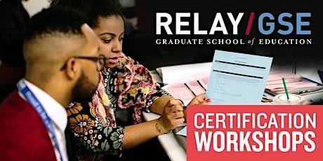 ECE/Elementary/Core Math Online Cert Exam Workshop (Campus Affairs) tickets