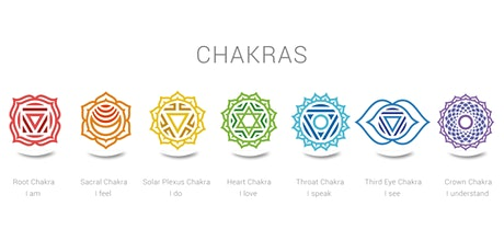 Chakra Healing Workshop tickets