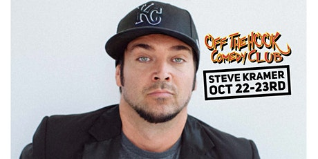 Steve Kramer  Comedy Tour at Off the hook Comedy club tickets