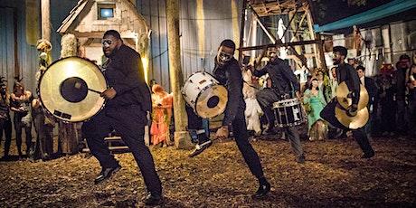 Sonic Remedies: Black Magic Drumline (6PM) tickets