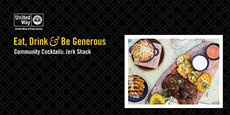 Community Cocktails with Jerk Shack tickets