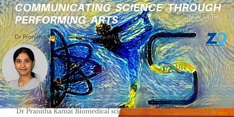 Communicating Science Through Performing Arts -Dr Kamat tickets