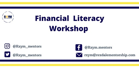 Rexdale Youth Mentorship Presents: Financial Literacy Workshop tickets