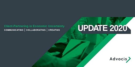 Advocis Newfoundland Presents: UPDATE 2020 tickets
