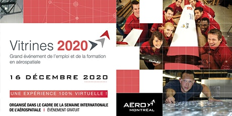 Vitrines 2020 billets
