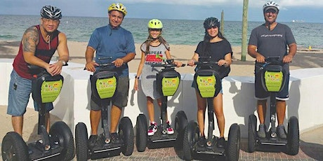 Segway Tour in Fort Lauderdale tickets