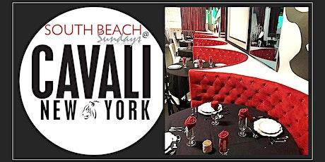 #SUNDAYBRUNCH | SOUTH BEACH Sundays at Cavali | Hosted by MTA Rocky tickets