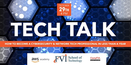 Live-Online Tech Talk: How to become a Certified IT Professional tickets