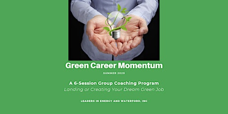 Information Session: Green Career Momentum tickets