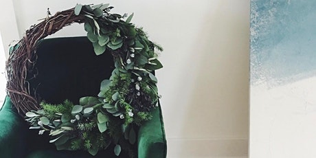 DIY Wreath Making | with Kindred Blooms tickets