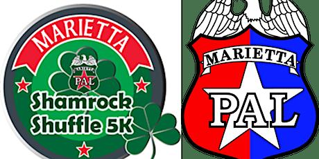 5th Annual Marietta Shamrock Shuffle  Virtual 5K Walk/Run tickets