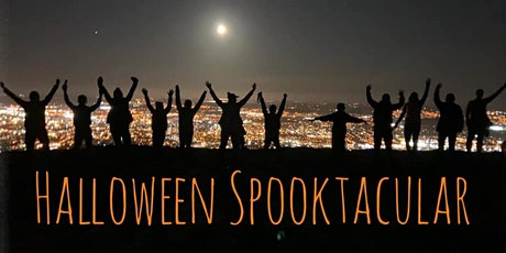 Halloween Spooktacular- night hike of the Black Mountain tickets