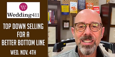 Top Down Selling for a Better Bottom Line with Alan Berg, CSP tickets