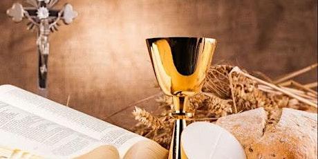 Misa en Espanol entradas