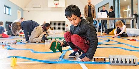 Half-term train fun in Caterham for autistic/ADHD children tickets