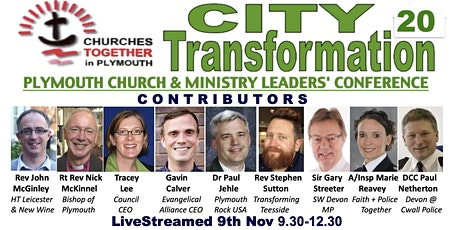 City Transformation 2020 tickets