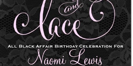 Leather and Lace all Black Affair tickets