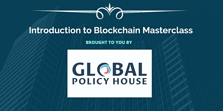 Introduction to Blockchain Masterclass tickets
