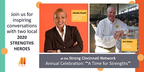 A Time For Strengths: Strong Cincinnati Network Annual Celebration tickets