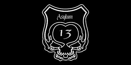 Asylum 13 Meet & Greet with Joe Brantley tickets
