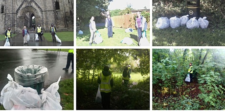 Postponed Woodhouse Moor Community Litter Pick tickets