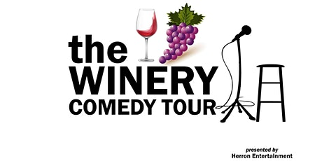 The Winery Comedy Tour at Shezmu Cellars tickets