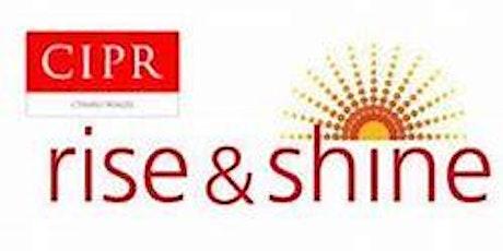 CIPR Rise and Shine: Betsi Cadwaladr: Astudiaeth Achos/  A Case Study tickets