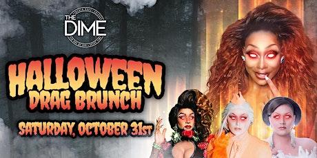 The Dime Dynasty Halloween Drag Brunch tickets