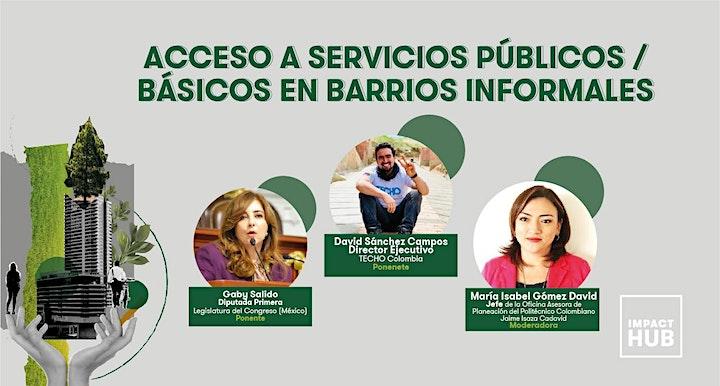 Imagen de ACCESO A SERVICIOS PÚBLICOS / BÁSICOS EN BARRIOS INFORMALES