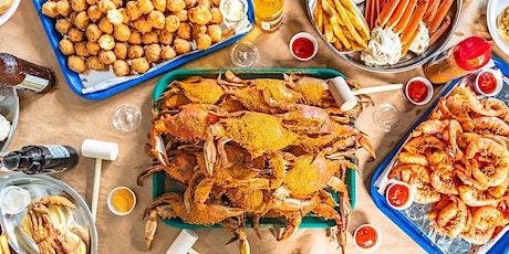 Fall Brews + Blues Crab Feast at Vanish Farmwoods Brewery w/ Captain Pells tickets