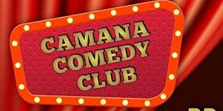Camana Comedy Club / Pranzo con Cabaret biglietti