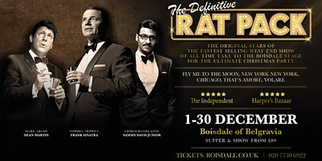 The Definitive Rat Pack tickets