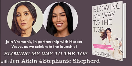 Harper Wave presents Jen Atkin in conversation with Stephanie Shepherd tickets