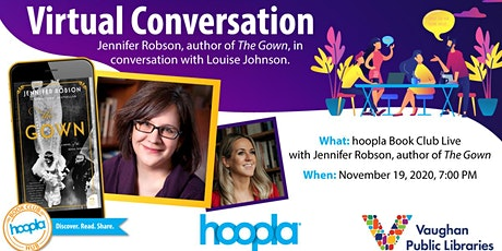In Conversation with Jennifer Robson tickets