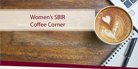 Women's SBIR Coffee Corner tickets